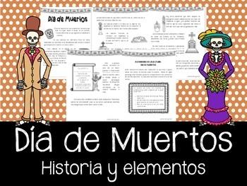 Día de Muertos en Español