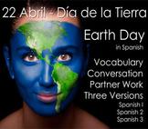 Día de la Tierra - Earth Day in Spanish