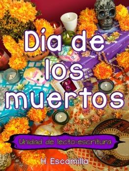 Día de los muertos - Day of the Dead - Thematic Unit in Spanish