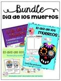 Día de los muertos Spanish BUNDLE {Day of the Dead} Reader