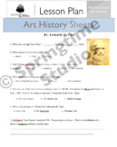 DaVinci Art History Worksheet