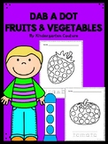 Dab A Dot Fruit And Vegetables
