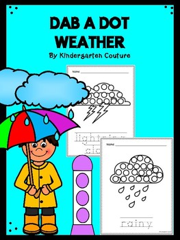 Dab A Dot -Weather