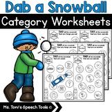 Dab A Snowball #jan2019slpmusthave