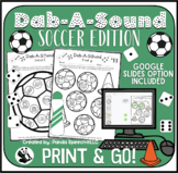 Dab-A-Sound Soccer Edition: No Prep Speech Therapy  + Goog