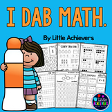 Kindergarten Math Worksheets - Learning with Dab