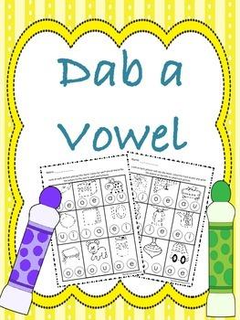 Dab a Vowel