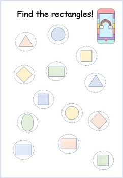 Dab and Dot - Shapes