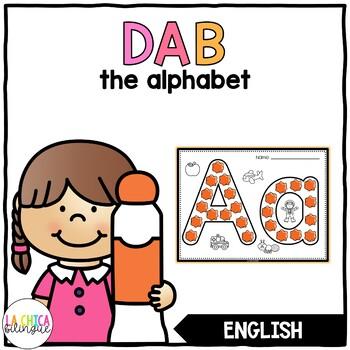 Dab the Alphabet