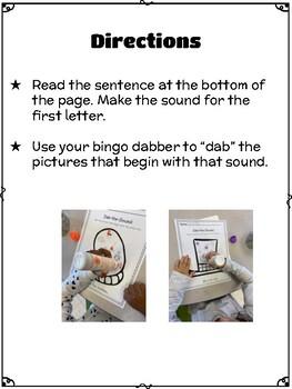 Dab the Alphabet Set