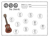 Dab the Chord Worksheet