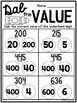 Differentiated Math Printables with Bingo Daubers