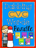 Dabbing CVC Words BUNDLE
