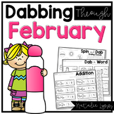 Dabbing Through February