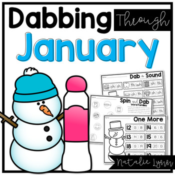 Dabbing Through January