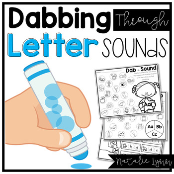 Dabbing Through Letter Sounds