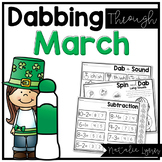 Dabbing Through March