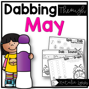Dabbing Through May
