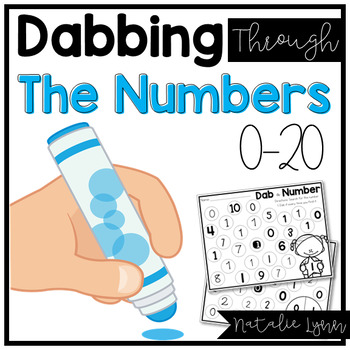 Dabbing Through Numbers