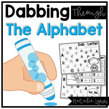 Dabbing Through the Alphabet