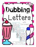 Dabbing the Alphabet with Ice-cream- Kindergarten or Pre-School