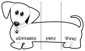 Dachshund (Wiener Dog) Hundred Frame