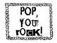 Dad You Rock Sign