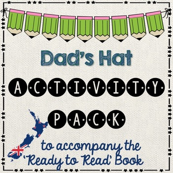 Dad's Hat- Ready to Read New Zealand