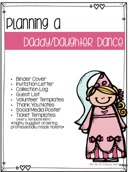 planning a daddy daughter dance