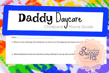 Daddy Daycare Movie Guide