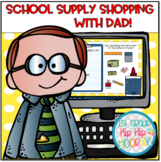 Daddy's Back to School Shopping Adventure...Interactive Go