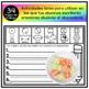 Dados, letras y oraciones (Roll the die and write a sentence)
