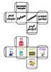 Dados para formar frases ENGLISH