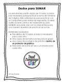 Dados Para Sumar (Addition Practice in Spanish) FREEBIE