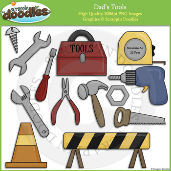 Dad's Tools
