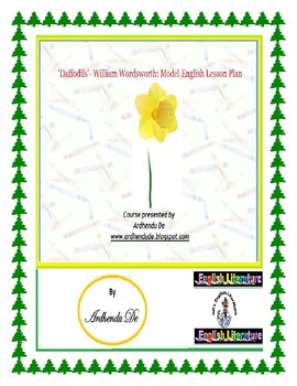 Daffodils- William Wordsworth- Model English Lesson Plan