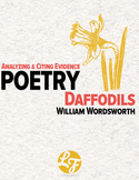 Daffodils by William Wordsworth (Core Ready!)