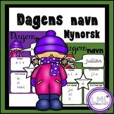 Dagens navn Nynorsk