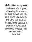 Dahl Quote