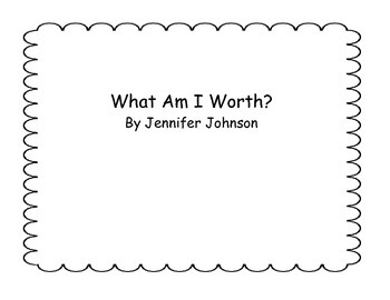 Daily 3 Math Game: What Am I Worth?