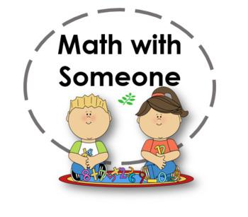 Daily 3 Math Rotation Display - EDITABLE