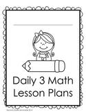 Daily 3 Math/Daily 5 Math