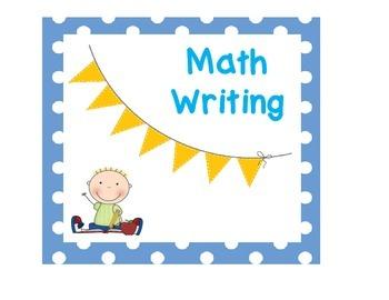 Daily 3 math