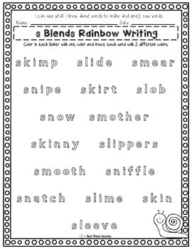 Word Work, Writing Center Activities, Reading Stations Printables Mini-Bundle