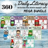 Word Work Year Round Bundle
