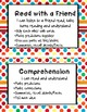 Reading, Writing, Word Work Station Activities for April