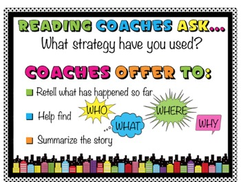 Daily 5 Anchor Chart & Poster Pack
