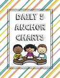 Daily 5 Anchor Charts