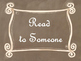 Daily 5 Bulletin Board Signs/Posters (Brown Chalkboard/Curly Frames Theme)