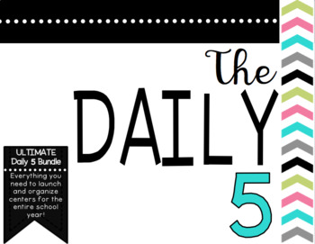 Daily 5 Bundle